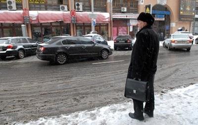 По Украине на сегодня объявлено штормовое предупреждение
