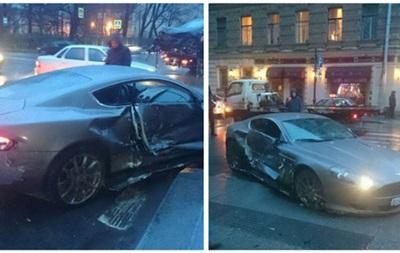 15-летний футболист Зенита устроил аварию и скрылся с места происшествия