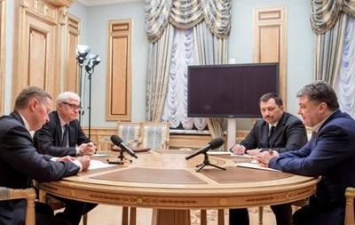 Порошенко рассказал о задачах Антикоррупционного бюро