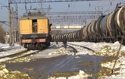 В Одессе очередной взрыв на ж/д: повреждена цистерна с нефтепродуктами