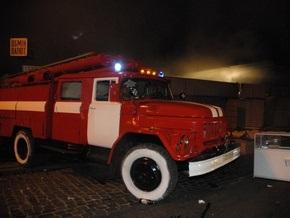 Киевские власти передали МЧС два земучастка для строительства пожарных депо