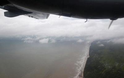 Причиной падения малайзийского лайнера могла стать непогода