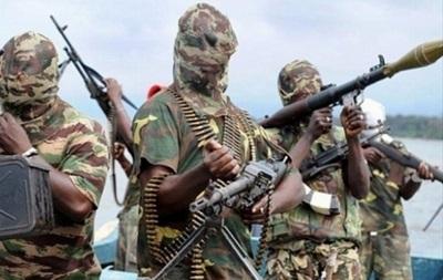 Боевики Боко Харам захватили город и военную базу в Нигерии