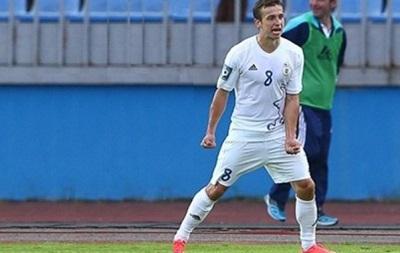 Динамо возьмет с собой на сборы молодого украинского полузащитника