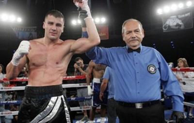 Бокс: Гвоздик проведет свой очередной бой уже в январе