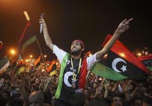 Польша поздравила повстанцев с победой над Каддафи