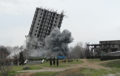 В Севастополе промышленное производство упало на 80%