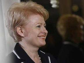 На выборах президента Литвы лидирует бывшая министр финансов