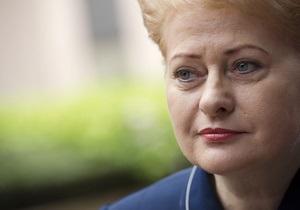 На литовском телеканале сняли с эфира сенсационный выпуск программы о президенте