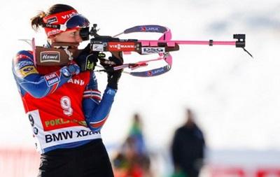 Биатлон. Чешки выиграли эстафету на этапе КМ в Оберхофе, Украина упустила призовое место