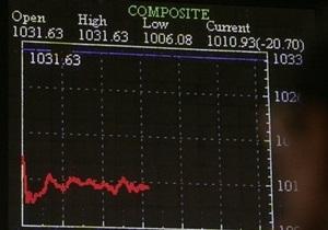 Акции сектора ГМК вышли в лидеры падения котировок