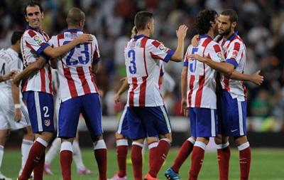 Атлетико переиграл Реал в первом матче 1/8 финала Кубка Испании