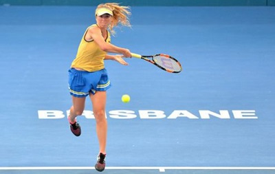 Украинская теннисистка вышла в полуфинал турнира в Брисбене