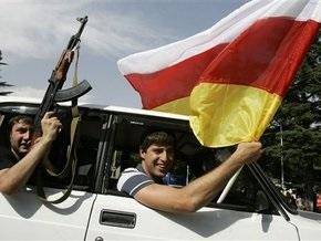 Милиция Южной Осетии перешла на казарменное положение из-за  намерений  Грузии
