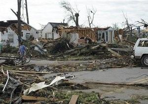Торнадо разрушил город на юге США: есть жертвы