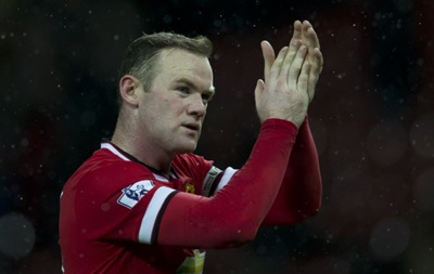 Руни признан лучшим игроком сборной Англии 2014 года