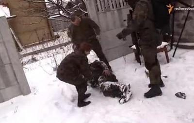 Обнародовано видео ранения комбата  Карпатской сечи
