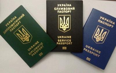 В Украине за год планируют выдать 2,5 миллиона загранпаспортов