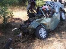 ДТП В Крыму: погибли семеро человек (обновлено)