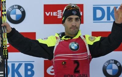 Биатлон: Фуркад вырвал победу у Бьорндалена, а украинец Тищенко попал в десятку