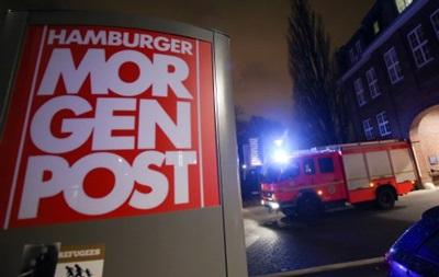 В Германии подожгли офис газеты, перепечатавшей карикатуры на Мухаммеда