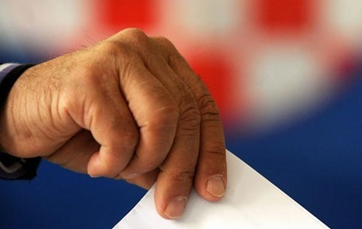 Второй тур президентских выборов проходит в Хорватии