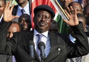 Премьер-министр Кении покинул свой кабинет из-за найденной водопроводчиком гранаты