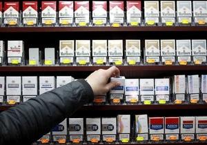 Минэкономики предложило ввести максимальные отпускные цены на табачные изделия