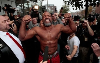 Бриггс обратился к Кличко: Дай мне бой в Бруклине, я хочу отомстить