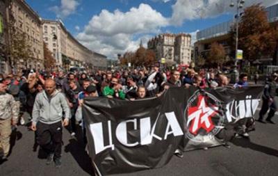 На футбольной карте Украины вновь может появиться киевский ЦСКА