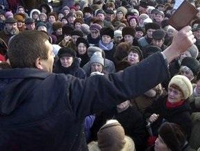 Алтайские рабочие готовятся вновь перекрыть федеральную трассу