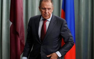 Лавров: Необходимо начало прямого диалога между Киевом, ДНР и ЛНР