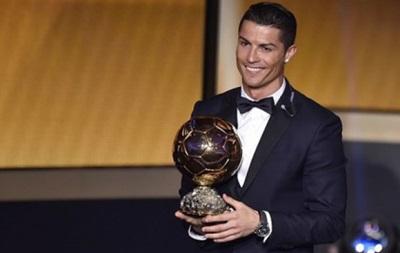 Роналду: Про пять Золотых мячей я пошутил