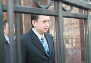 Мельниченко задержан в аэропорту Борисполь
