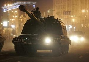 Власти оценивают износ вооружения украинской армии в 30%