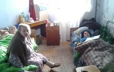 В Одессе инвалиды-переселенцы поставили ультиматум властям