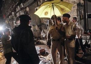 МВД Индии: Теракты в Мумбаи не направлены на финансовые рынки страны