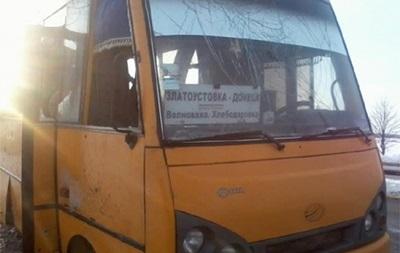 В России обвинили Киев в обстреле автобуса под Волновахой