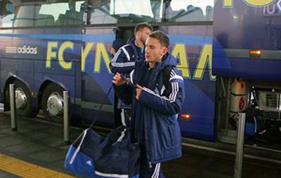 Динамо отправилось в Испанию с Бетао, но без Аруны и Мбокани