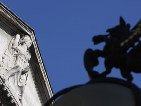 Банк Англии вновь понижает учетную ставку