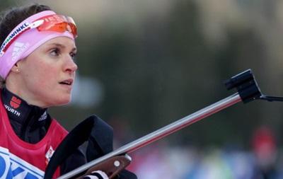 Знаменитая биатлонистка будет судиться с Международным союзом биатлонистов