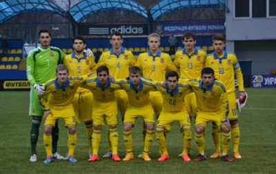 Молодежная сборная Украины вместо России отправляется на турнир в Турцию