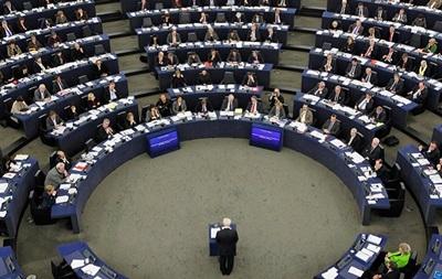 Европарламент раскритиковал Могерини за нерешительную политику по Украине