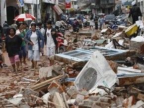 Землетрясение в Индонезии: погибли около 500 человек