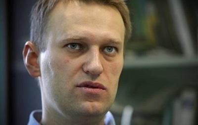 Полицейские доставили Навального домой