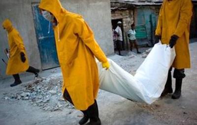 Вспышка холеры зафиксирована в Нигерии