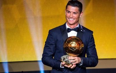 Роналду признан лучшим игроком Португалии всех времен