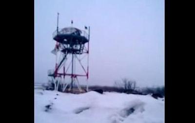 Аэропорт Донецка: силовики и сепаратисты сняли на видео бой за метеостанцию