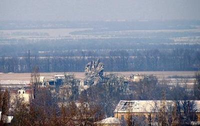Сепаратисты вплотную приблизились к позициям силовиков в аэропорту Донецка