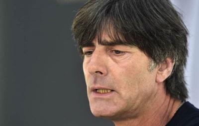 Реал провел переговоры с главным тренером сборной Германии
